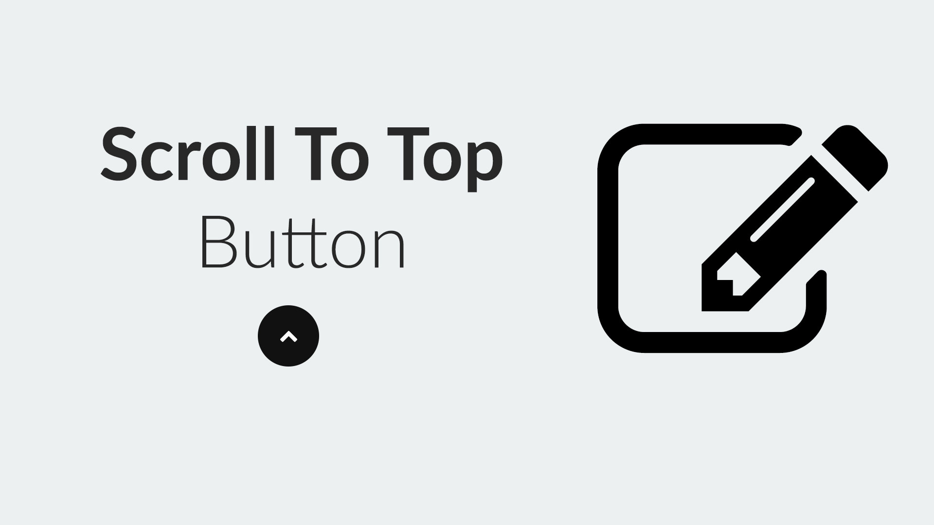 Scroll to Top jquery