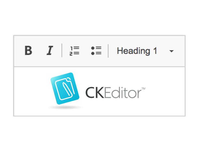 CKEditor ImageUploader