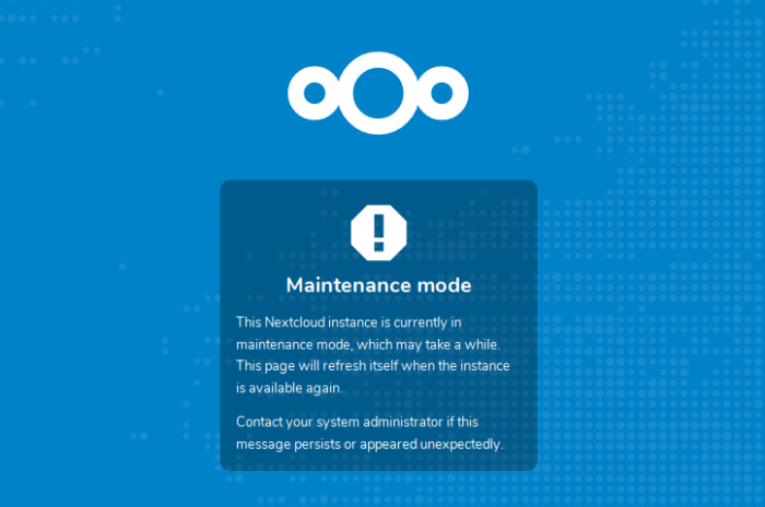 Upgrade owncloud Обновление owncloud 10.2